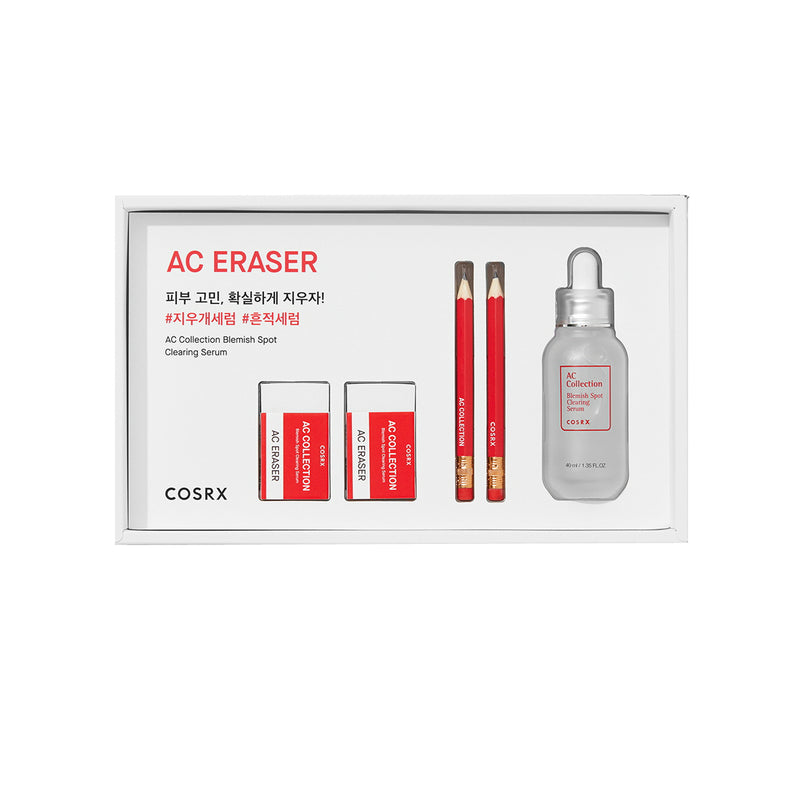 Cosrx AC Collection Blemish Spot Clearing Serum Kit - oo35mm