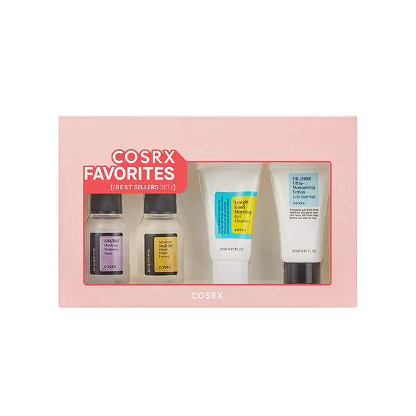 Cosrx Favorites Best Sellers Set