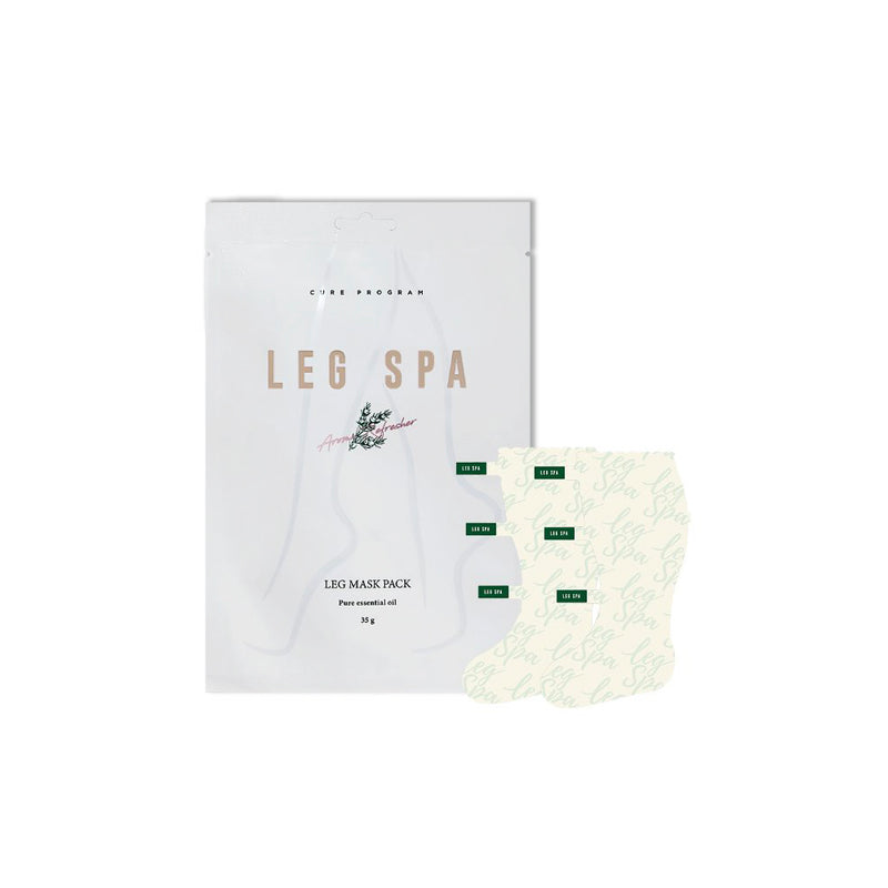Cure Program Leg Spa Mask - oo35mm