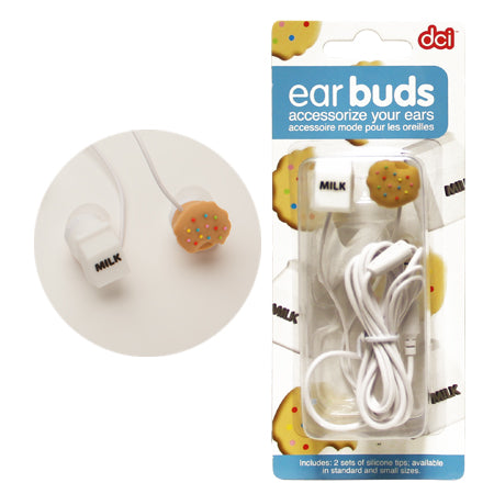 Milk and Cookies Earbuds