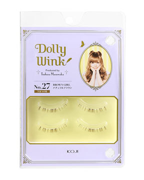 Koji Dolly Wink False Eyelashes #27 - oo35mm