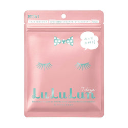 LuLuLun Pink Edition Facial Mask - Regular - oo35mm