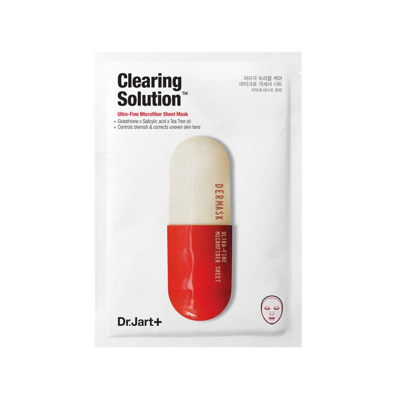 Dr. Jart Dermask Clearing Solution Sheet Mask