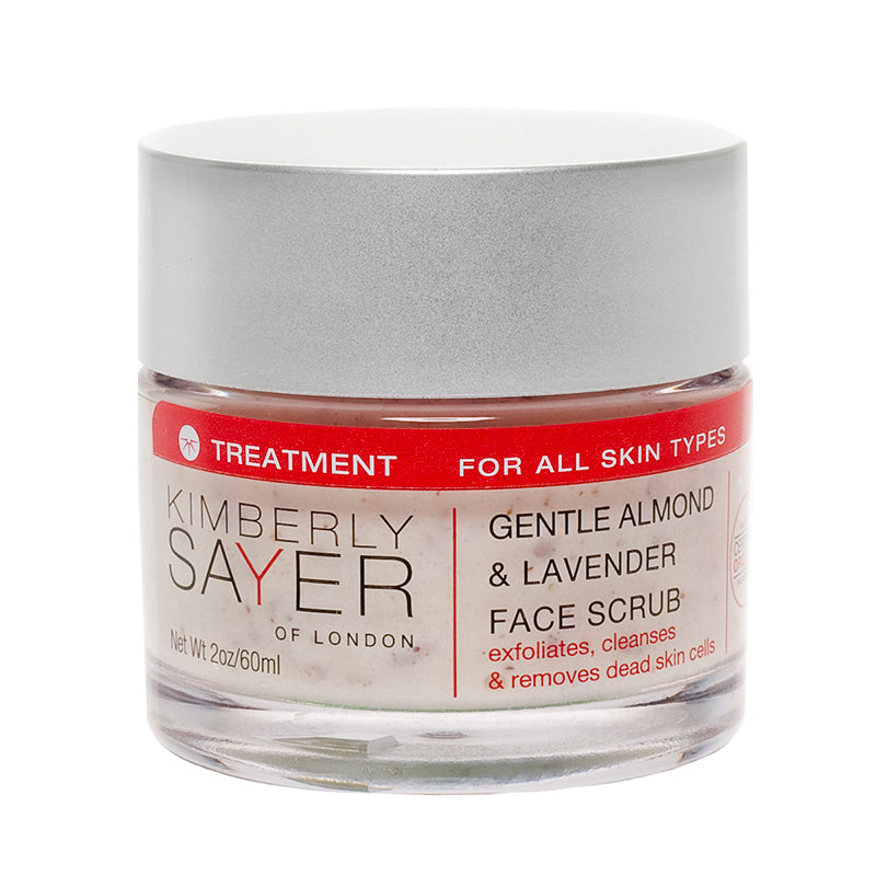Kimberly Sayer Almond and Lavender Face Scrub