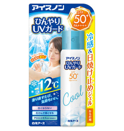 Hakugen Cooling UV Guard Gel SPF50+++ - oo35mm