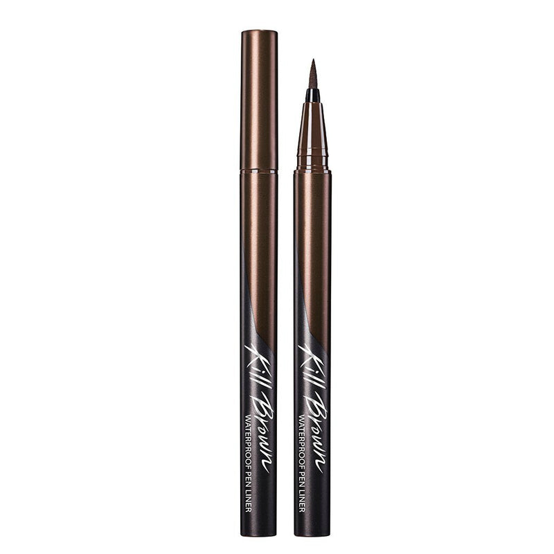 Clio Professional Waterproof Pen Liner - Kill Brown