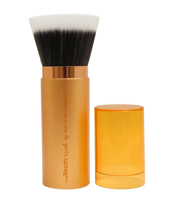 Real Techniques Retractable Bronzer Brush - oo35mm