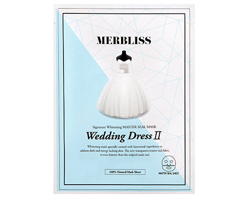 Merbliss Wedding Dress II Master Seal Mask 1 Sheet