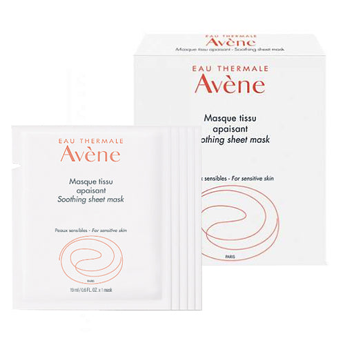 Eau Thermale Avene Soothing Sheet Mask - oo35mm
