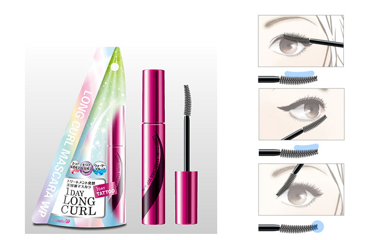 K-Palette Long Curl Mascara Waterproof