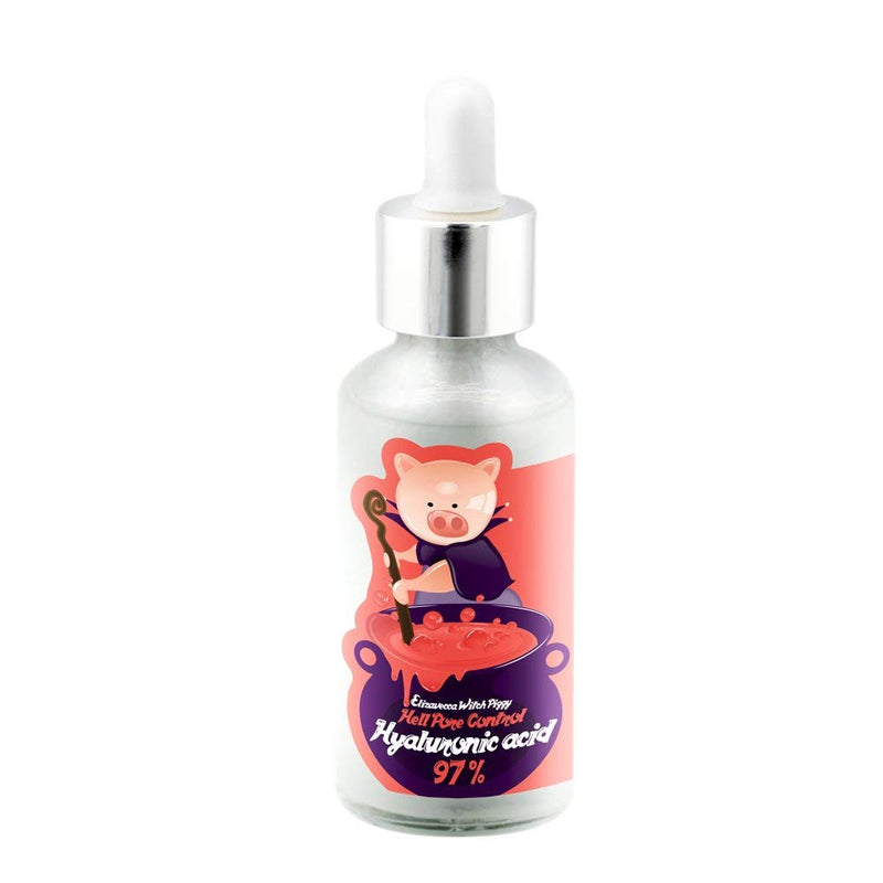 Elizavecca Hell Pore Control Hyaluronic Acid Serum
