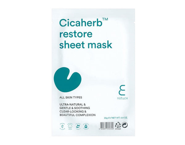 ENature Cicaherb Restore Sheet Mask - oo35mm