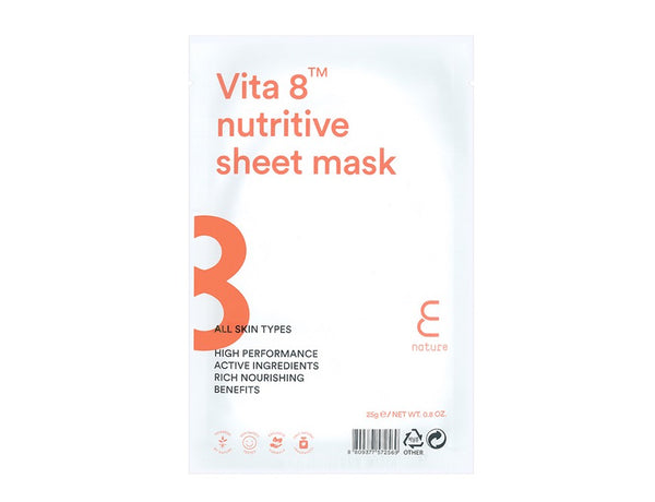 ENature Vita 8 Nutritive Mask