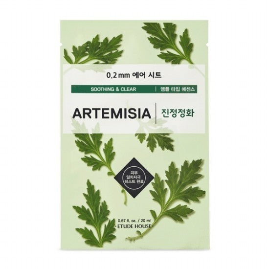 Etude House 0.2 Therapy Air Mask Artemisia - oo35mm