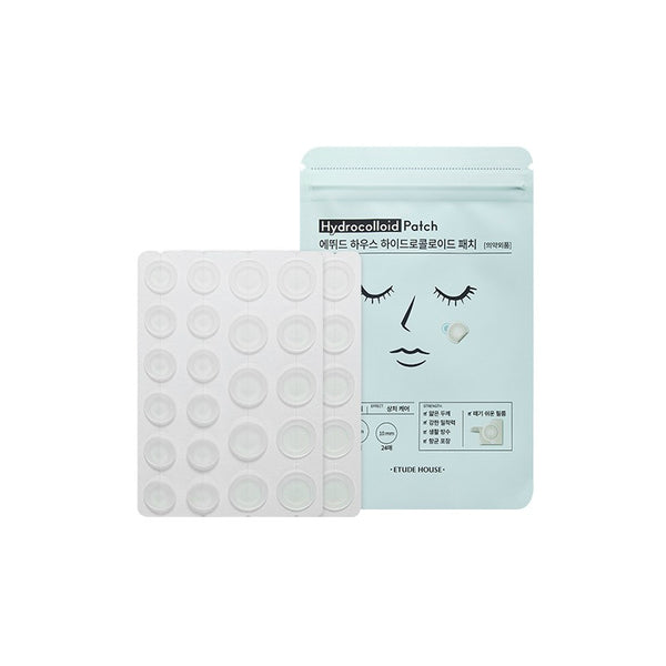 Etude House Hydrocolloid Patch - oo35mm