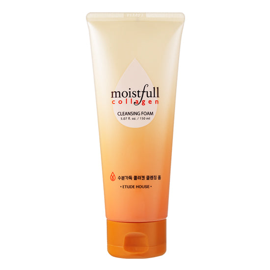 Etude House Moistfull Collagen Cleansing Foam - oo35mm