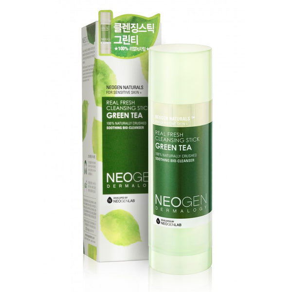 Neogen Real Fresh Cleansing Stick Green Tea - oo35mm
