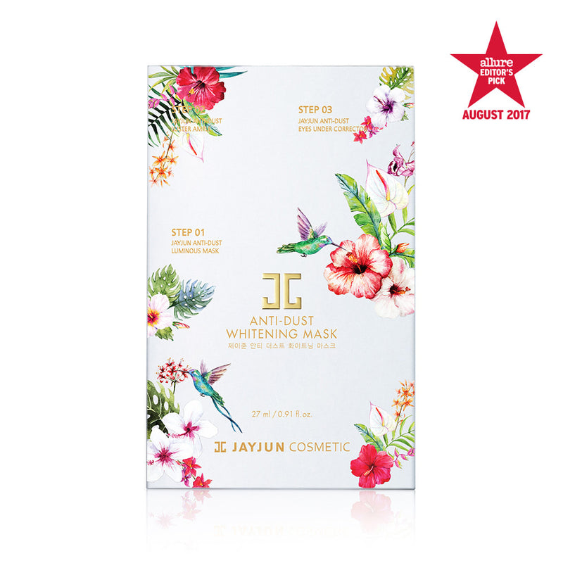 Jayjun Anti-Dust Whitening Therapy Mask 10 Sheets