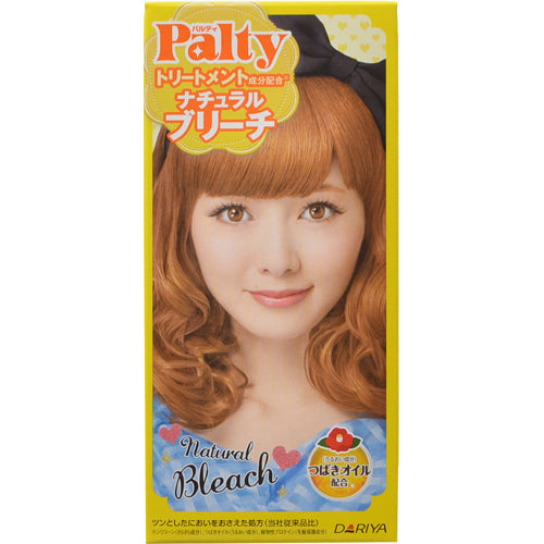 Palty Turn Color Natural Bleach