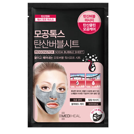 Mediheal Mogongtox Soda Bubble Sheet