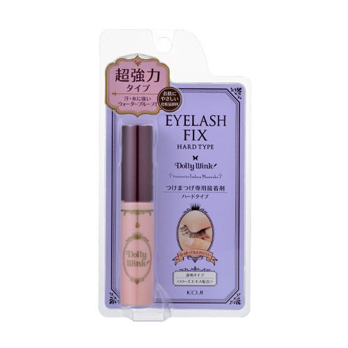 Koji Dolly Wink False Eyelash Fix Hard Type - oo35mm
