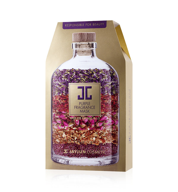 Jayjun Purple Fragrance Mask - oo35mm