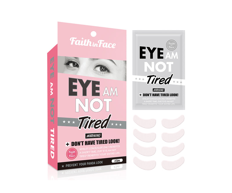 Faith in Face Eye Am Not Tired Eye Patch Set - oo35mm