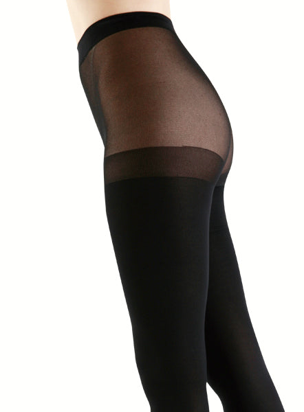 Train Slimming Pressure Tights 60 Denier
