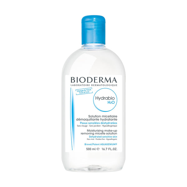 Bioderma Hydrabio H2O Micelle Solution - oo35mm