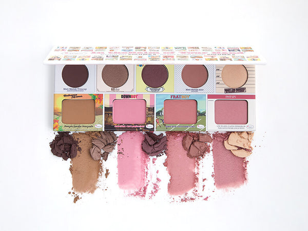 The Balm Eyeshadow Palette - oo35mm