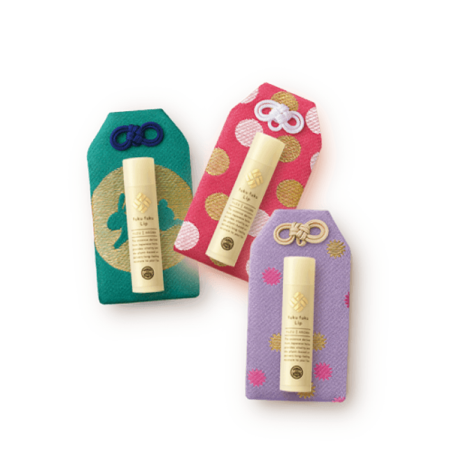 Fuku Fuku Lip Cream with Omamori - oo35mm