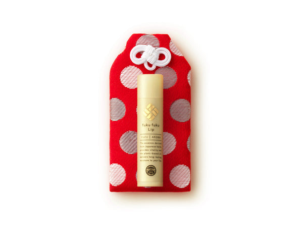 Fuku Fuku Lip Cream with Omamori