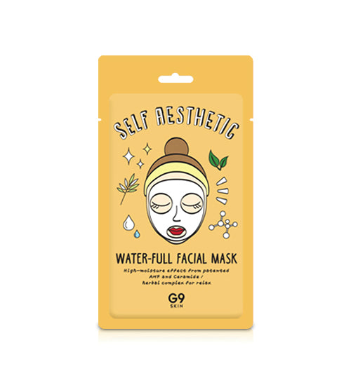 G9SKIN Self Aesthetic Water-full Facial Mask - oo35mm