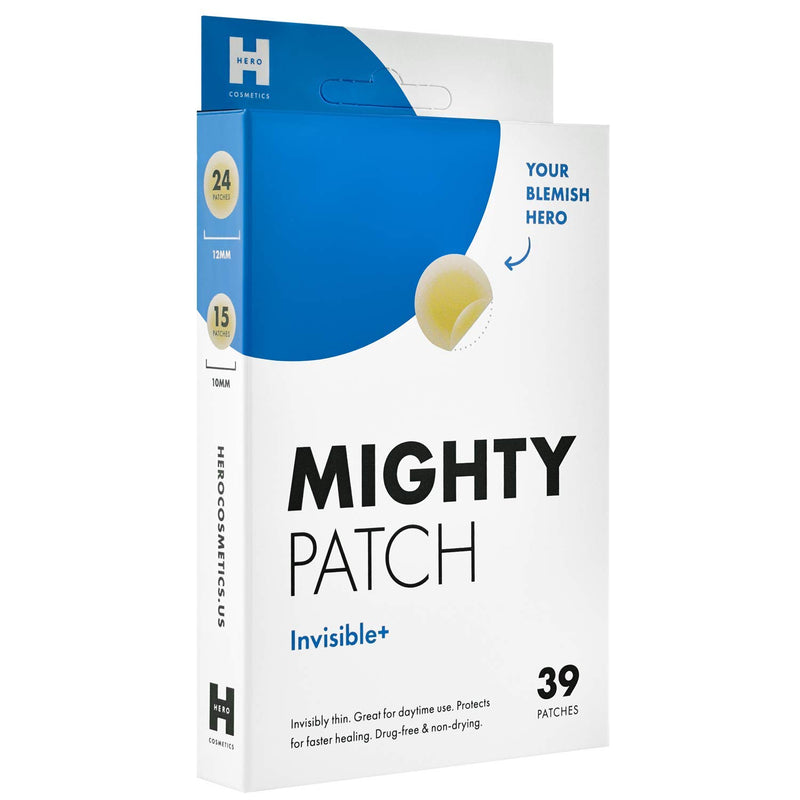 Hero Cosmetics Mighty Patch Invisible+ - oo35mm