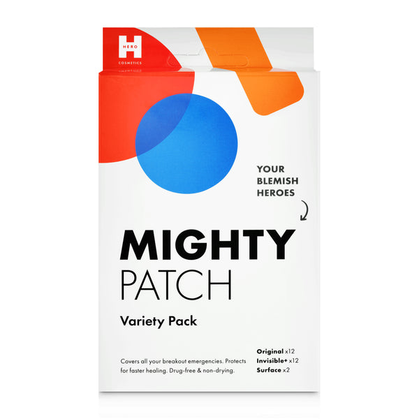 Hero Cosmetics Mighty Patch Variety Pack - oo35mm