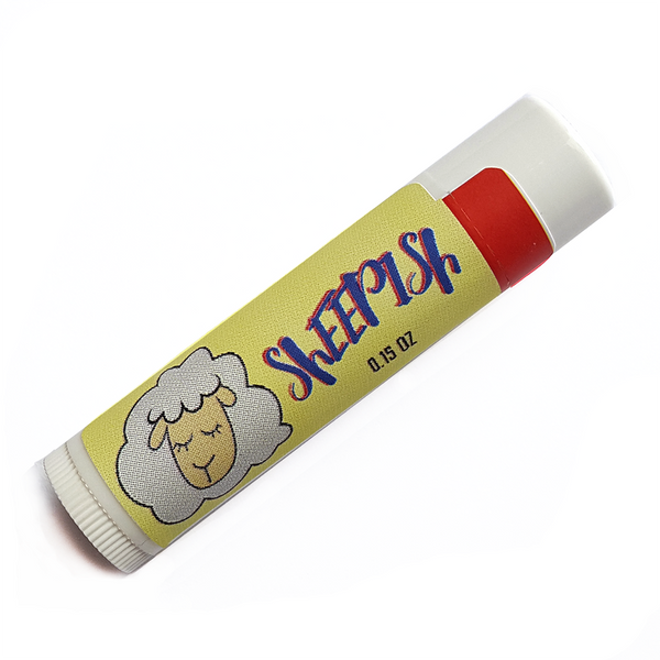 Holy Snails Sheepish Lanolin Lip Balm