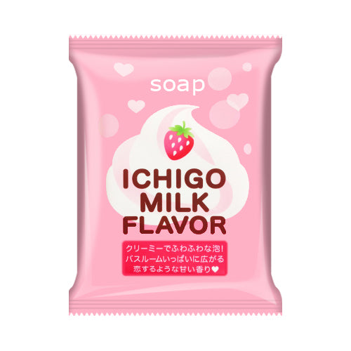 Pelican Ichigo Milk Flavor Body Soap