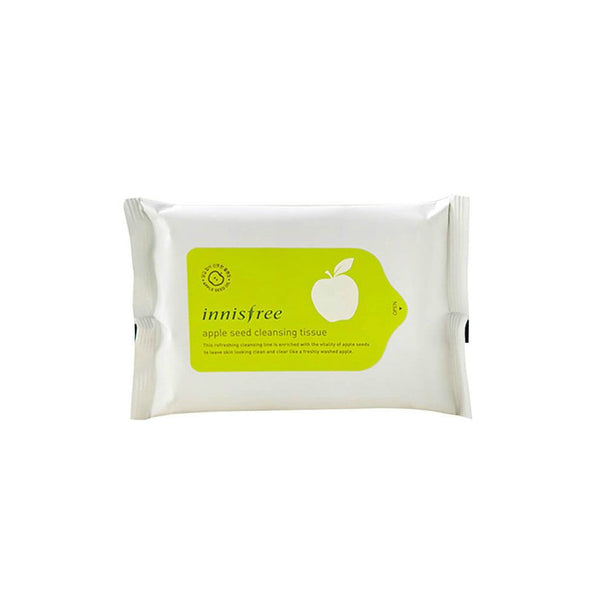 Innisfree Apple Seed Lip & Eye Makeup Remover Tissue