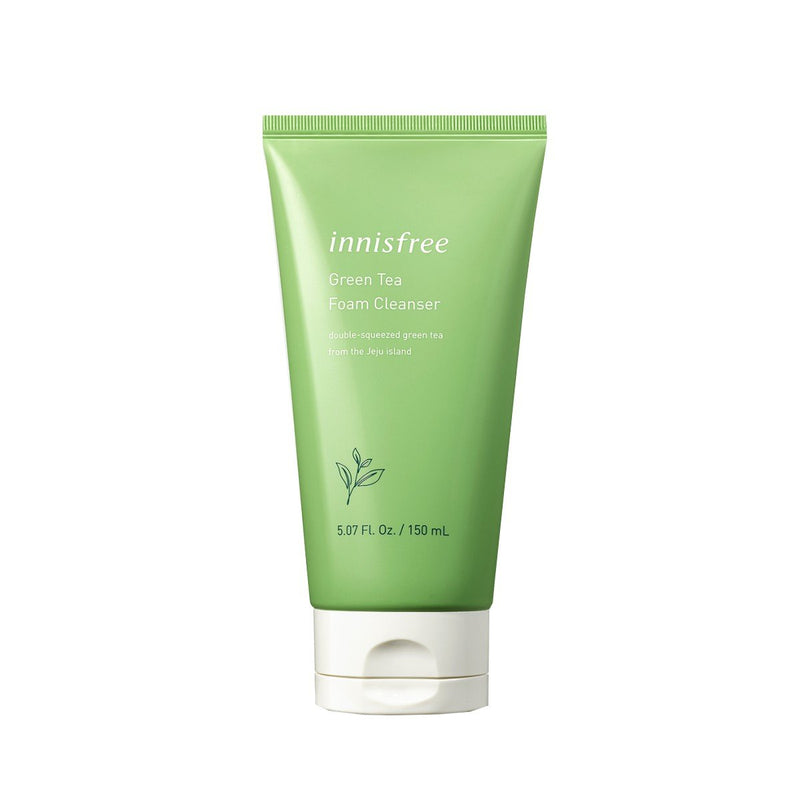 Innisfree Green Tea Cleansing Foam - oo35mm