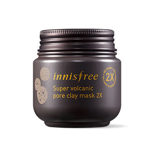 Innisfree Super Volcanic Pore Clay Mask 2X - oo35mm