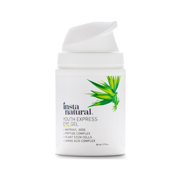 InstaNatural Youth Express Eye Gel