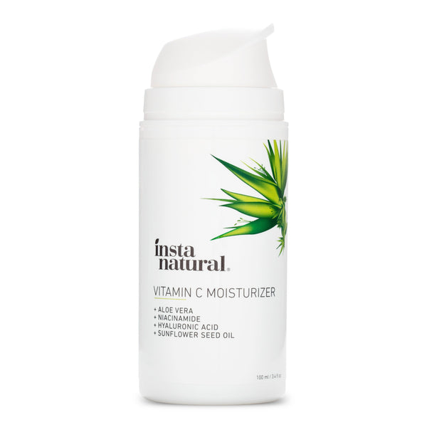 InstaNatural Vitamin C Moisturizer - oo35mm