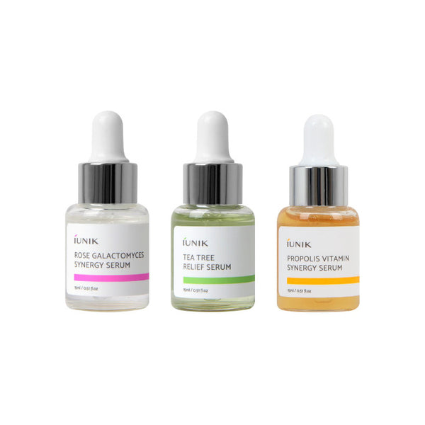 iUNIK Daily Serum Trial Kit - oo35mm
