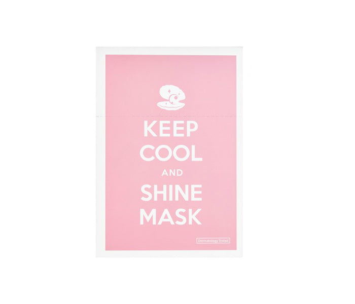 Adaline Keep Cool and Let Shine Face Mask - oo35mm