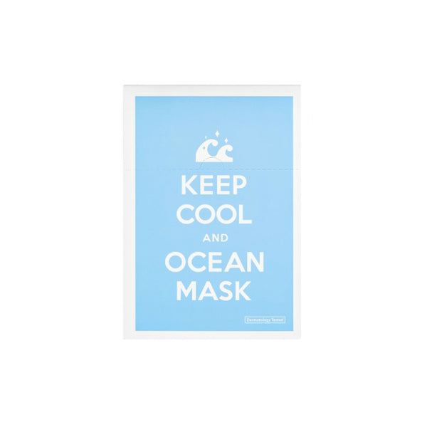 Adaline Keep Cool and Ocean Face Mask