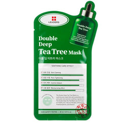 Leaders Double Deep Tea Tree Mask