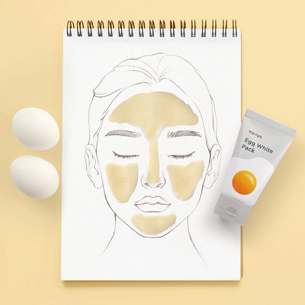 Manyo Factory Egg White Face Pack