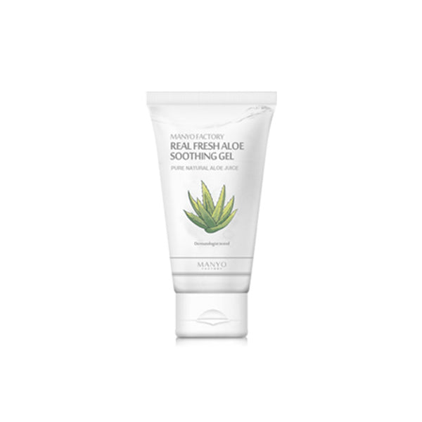 Manyo Factory Real Aloe Soothing