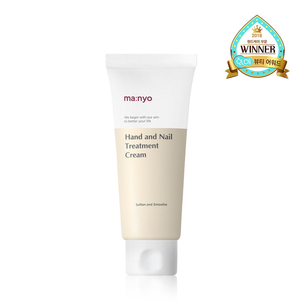 Manyo Factory Hand and Nail Treatment Cream - oo35mm