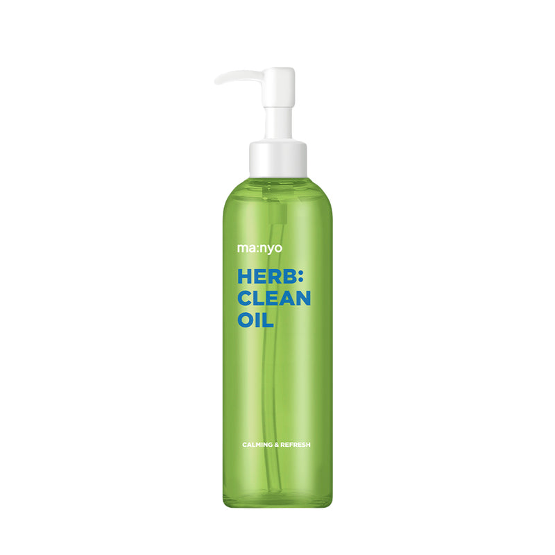 Manyo Factory Herb Green Cleansing Oil - oo35mm